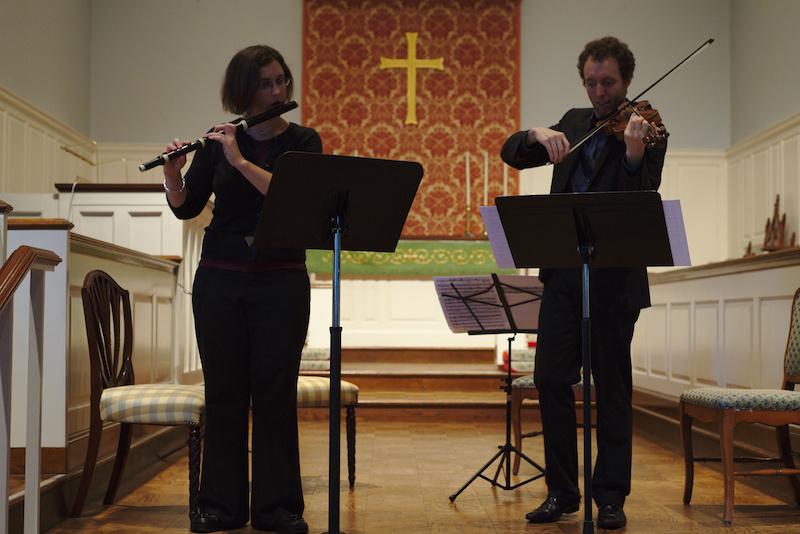 CPE Bach duet