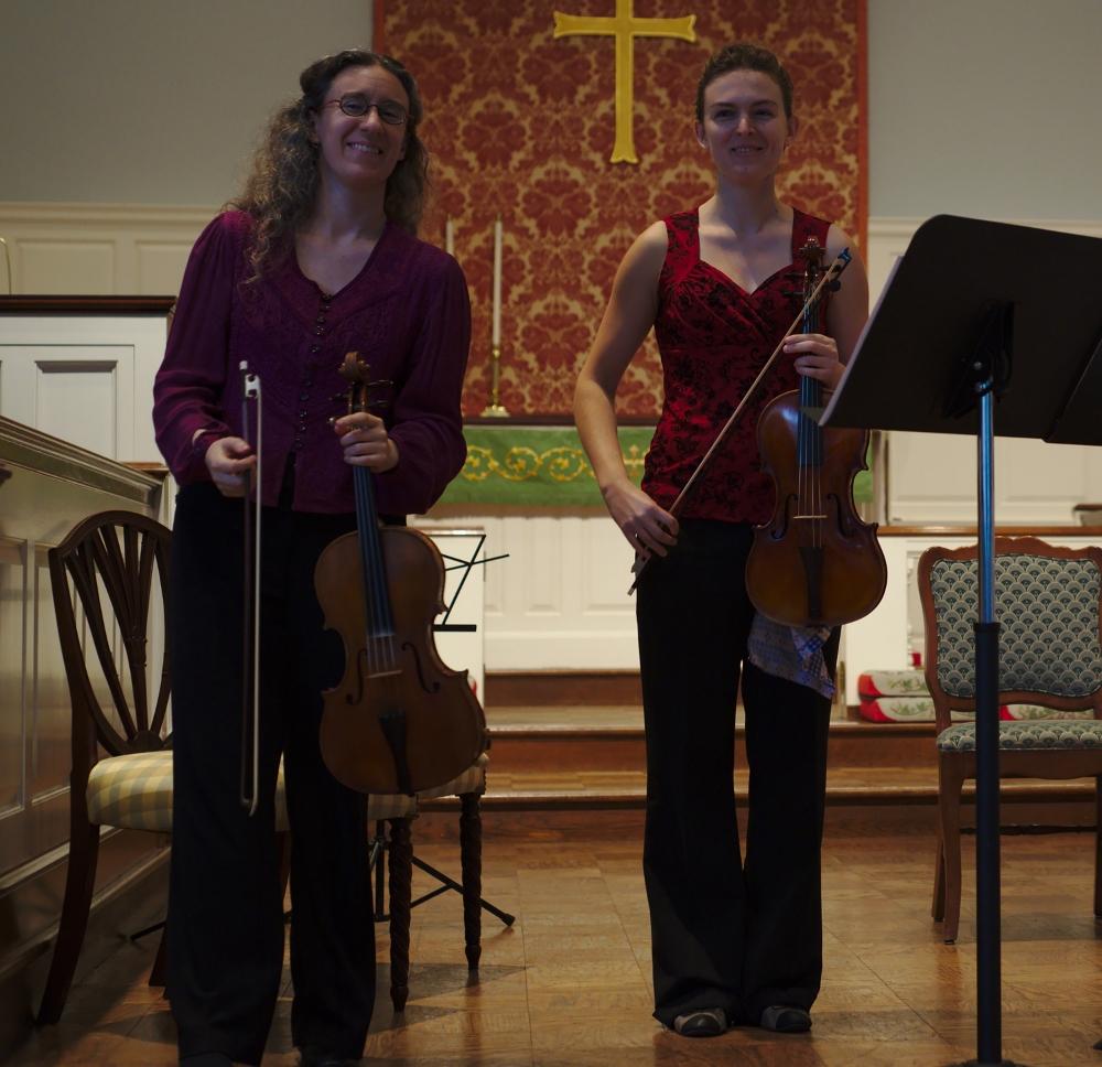 WF Bach duet
