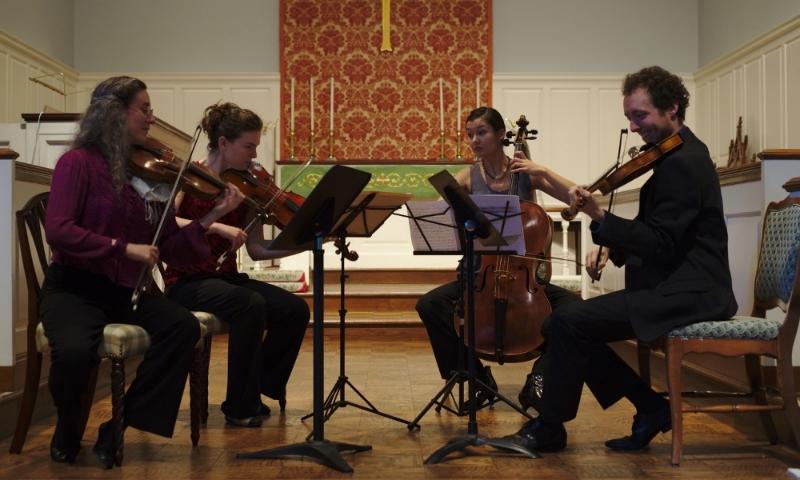 JCF Bach Quartet