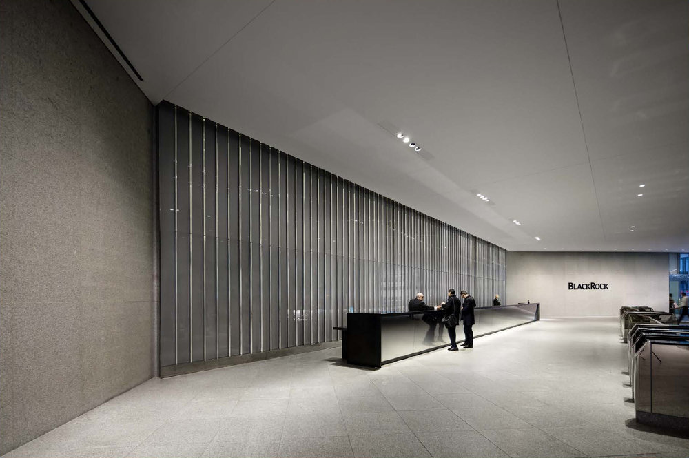 Park Avenue Lobby Renovation