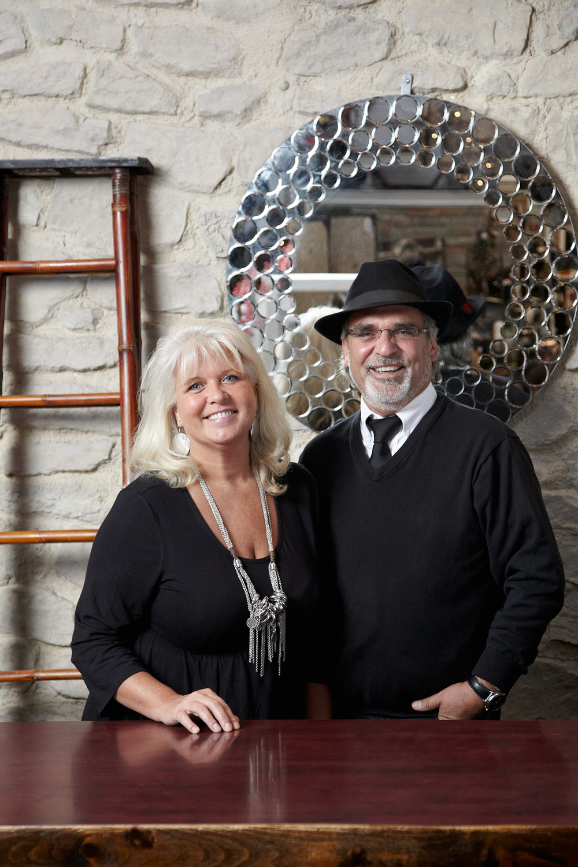 Donna & Allan, Greensville Gourmet