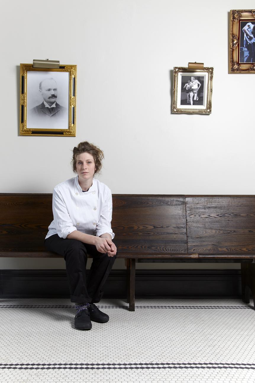 Chef Alexandra Feswick