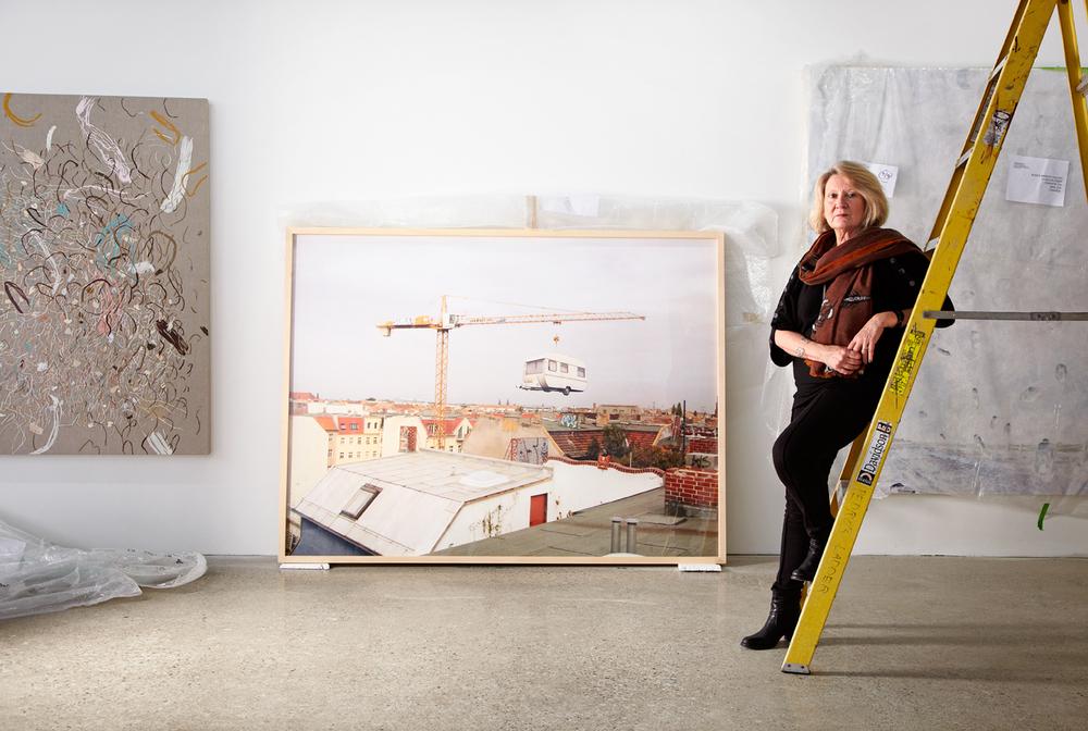 Jessica Bradley, Curator & Gallery Director