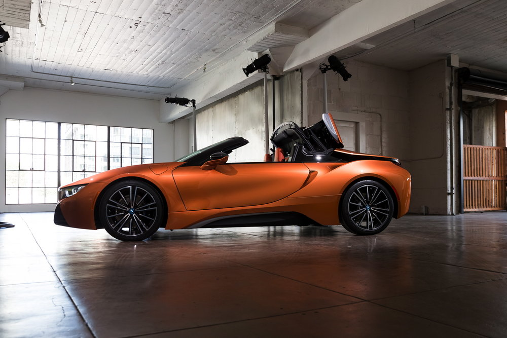 Bmw I8 Roadster Official Release Hudson Loft