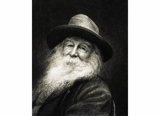 Image of Walt Whitman, painter and saint of Stankard Studio, rendered from Corbis images.jpg