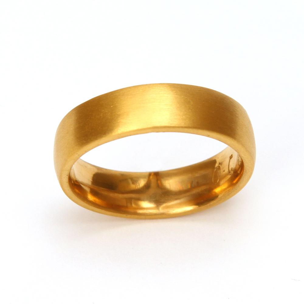 22k Gold Wedding Band 4 Trend k gold wedding rings