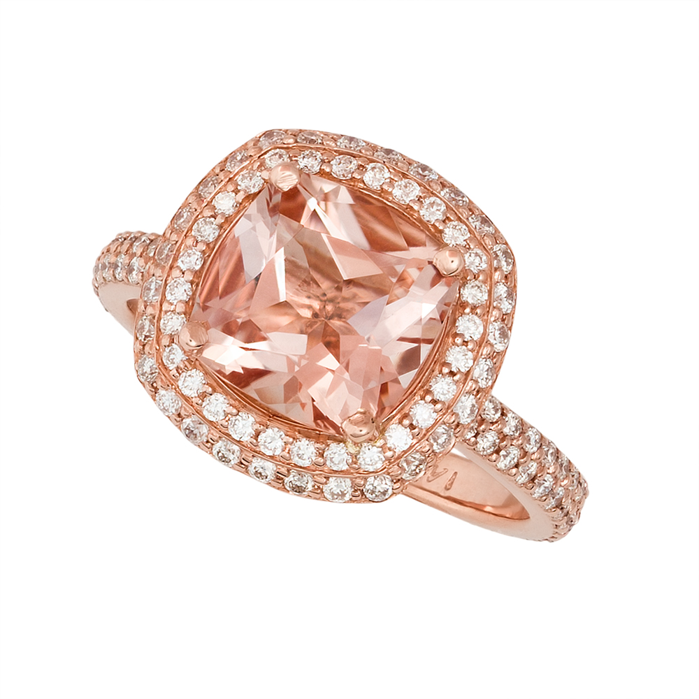 Morganite and Micro Pave 14kr Ring_1.jpg