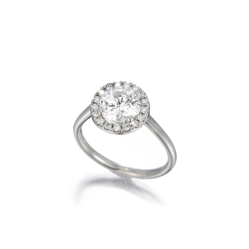 jewelry-womens-engagement-ring-white-gold-round-diamond-halo-unique-custom-handmade-platinum-top-view-ashley-schenkein.jpg
