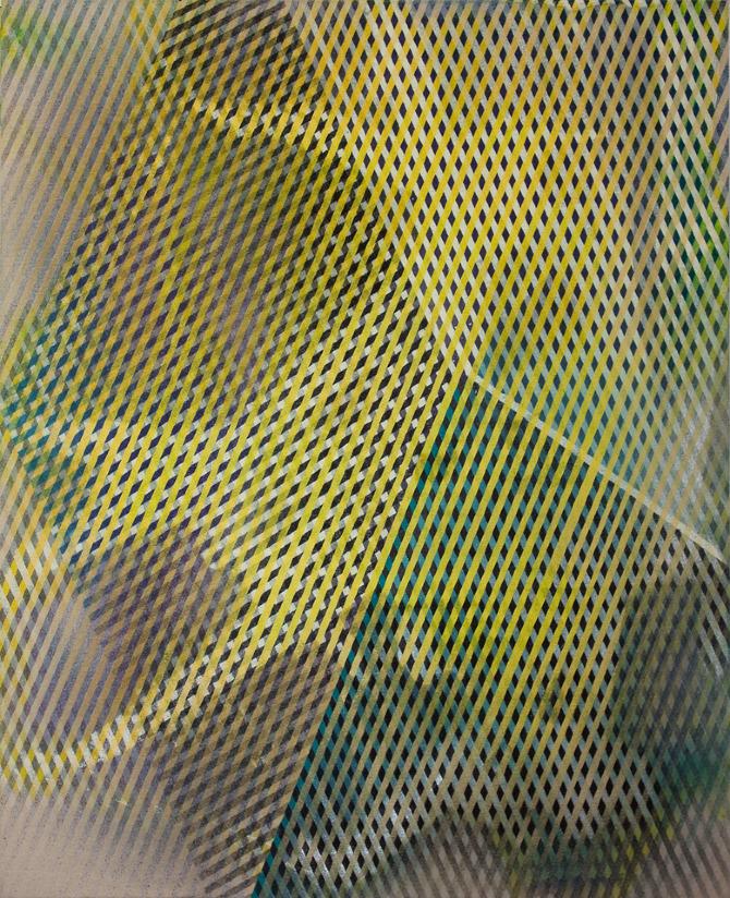 Yellow | Chris Trueman | whiteboxcontemporary.com