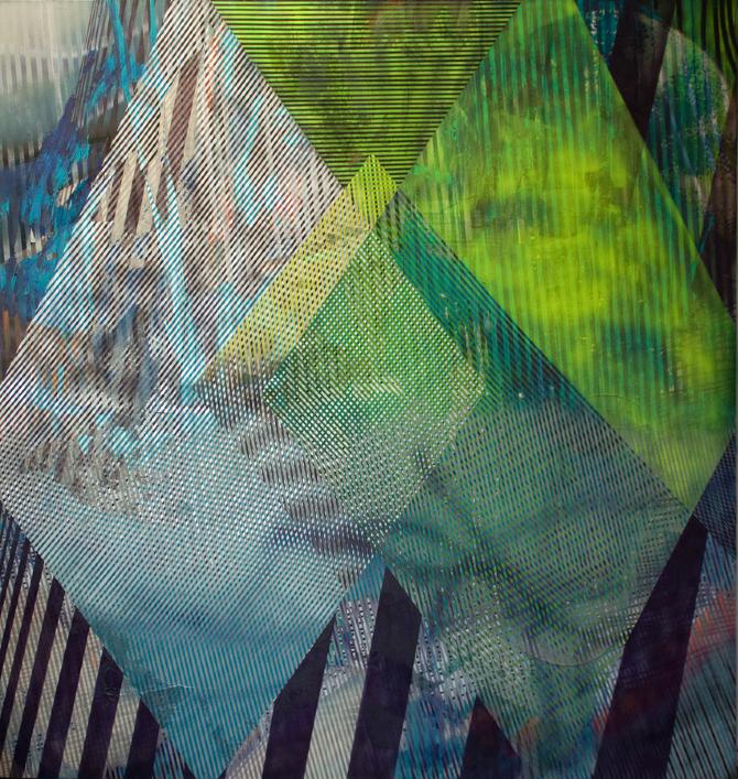 Overlap | Chris Trueman | whiteboxcontemporary.com