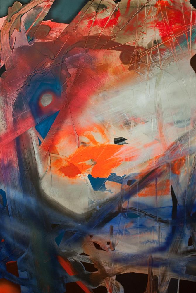 FLOR | Chris Trueman | whiteboxcontemporary.com