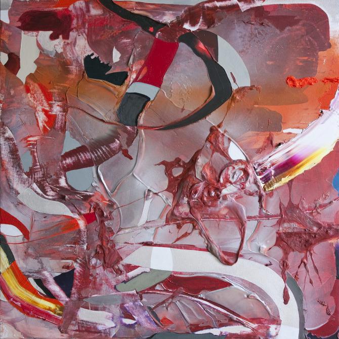 Red Silver | Chris Trueman | whiteboxcontemporary.com