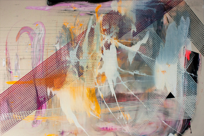 "TX | 48"" x 72"" 