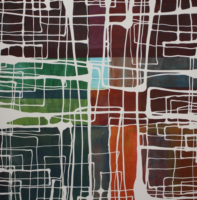 """Trapped landscape"", 2012"