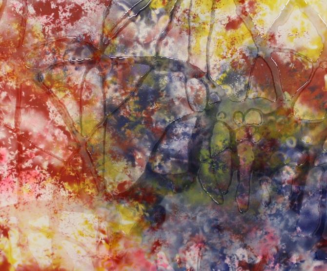 """Liquidline Trapped"", 2013"