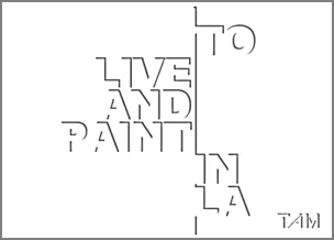 "Alison Rash and Chris Trueman have been selected to participate in the exhibition, ""To Live and Paint in LA"" at the Torrence Art Museum.  To Live and Paint in LA Curated by Max Presneill and Jason Ramos January 21st - March 10th, 2012 Opening reception Saturday, January 21st, 6-9 pm A broad survey of current and emerging painting trends and talent from Los Angeles Jonathan Apgar, Rebecca Campbell, Daniela Campins, Alika Cooper, Noah Davies, Tomory Dodge, Asad Faulwell, Jon Flack, Yvette Gellis, Iva Gueorguieva, Mary Addison Hackett, Carlson Hatton, Thomas Whittaker Kidd, Andy Kolar, Constance Mallison, Allison Miller, John Mills, Aaron Noble, Antonio Puleo, Alison Rash, Nano Rubio, Conrad Ruiz, John Seal, Ryan Sluggett, Comora Tolliver, Chris Trueman, Miller Updegraff, Grant Vetter, Ben White"