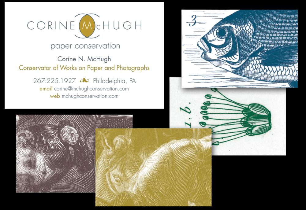 Corine McHugh Paper Conservation