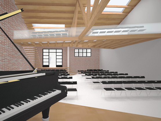 Music Instruction and Performance Studio
