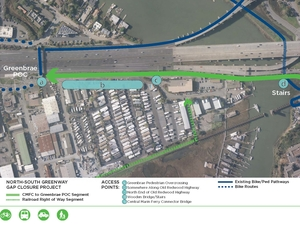 N-S Greenway Gap Closure Project