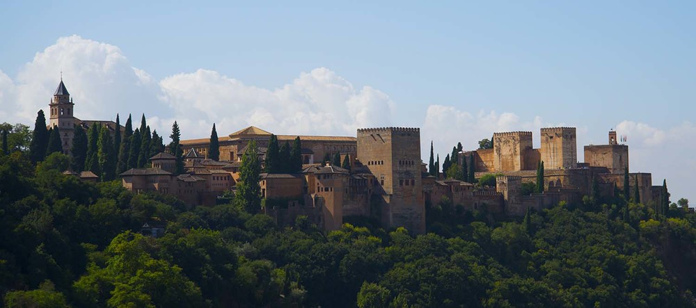 Alhambra, 889-1527, Granada