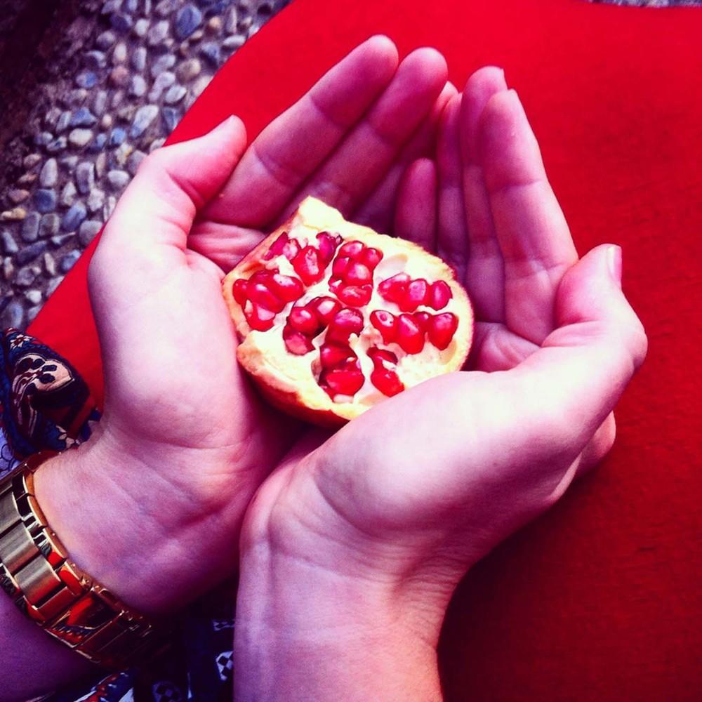 Pomegranates, Granada