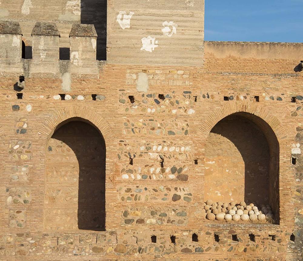 Alcazaba, 9th Century, Granada