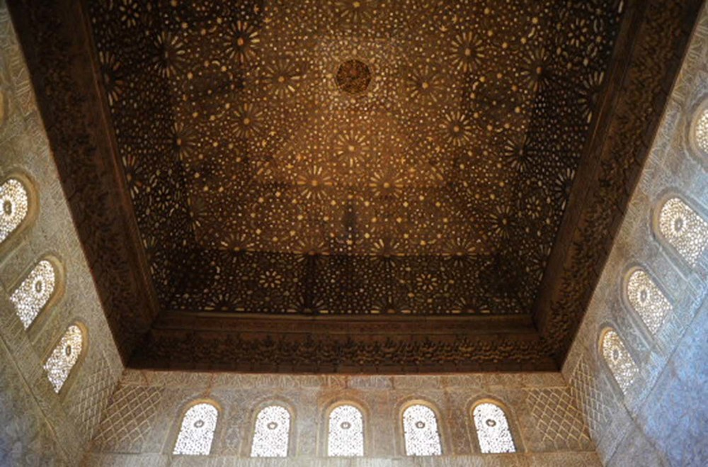 Hall of the Ambassadors, Yusuf I, 14th Century, Granada