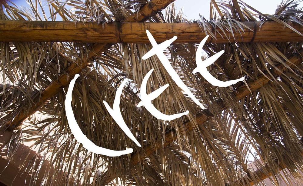 Thatched Roof, Koutouloufari, Crete