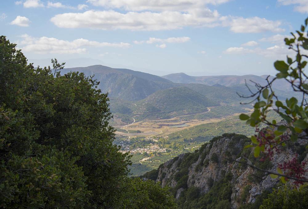 Vista,Lasithi Plateau, Crete