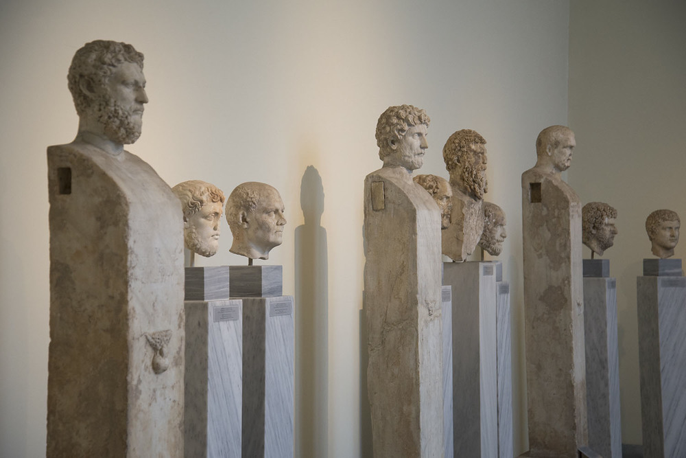 Herms, National Archeological Museum of Athens, 2014, Athens