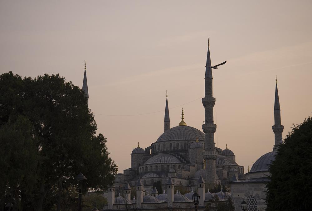 Süleymaniye Camii, Mimar Sinan, 1550 - 1558, Istanbul
