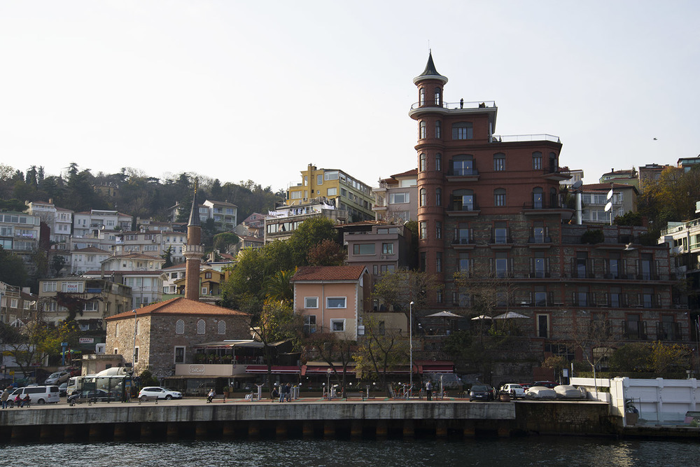 Rumeli Hisari, Istanbul