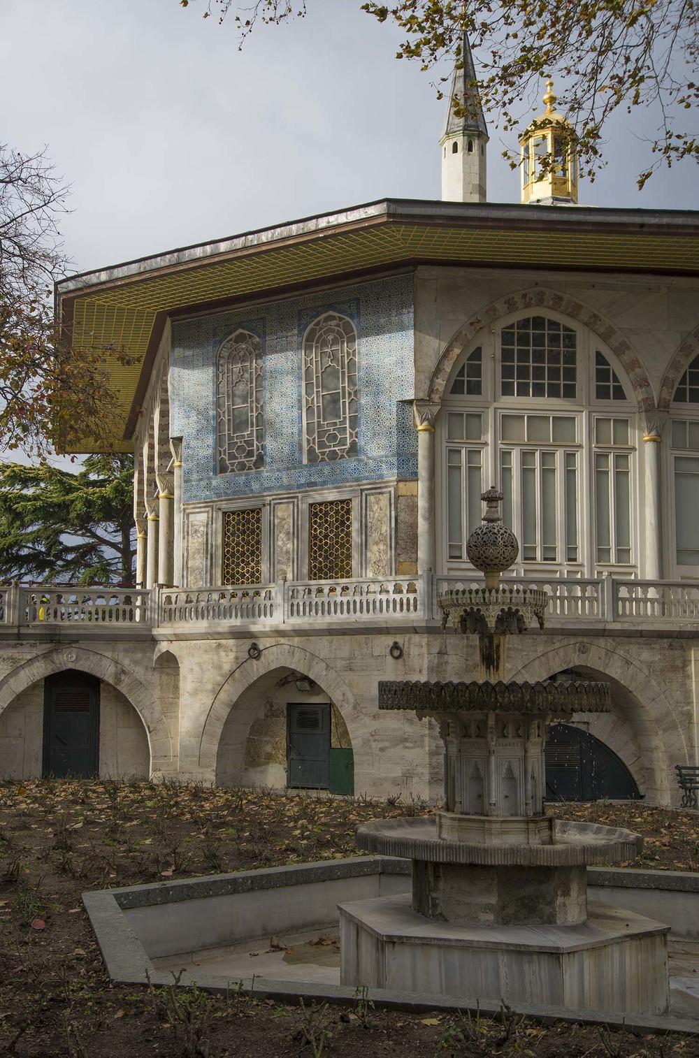 Baghdad Kiosk, Topkapı Sarayı, Koca Kasım forMurad IV, 1639, Istanbul