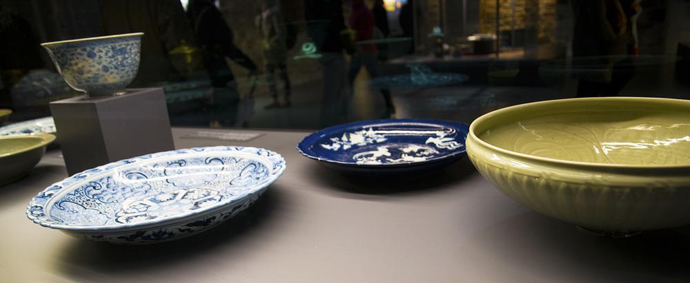 Ceramic dishes,Topkapı Sarayı, 13th - 20th Centuries,Istanbul