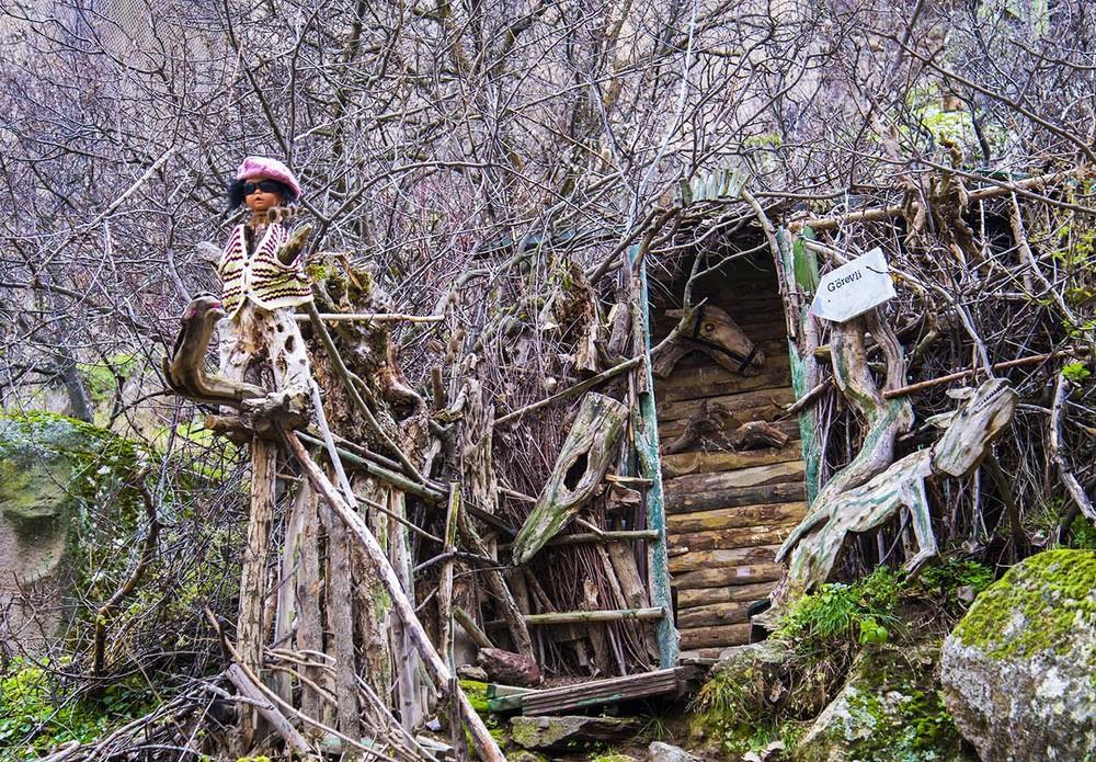 Cabin, Ilhara Vadisi