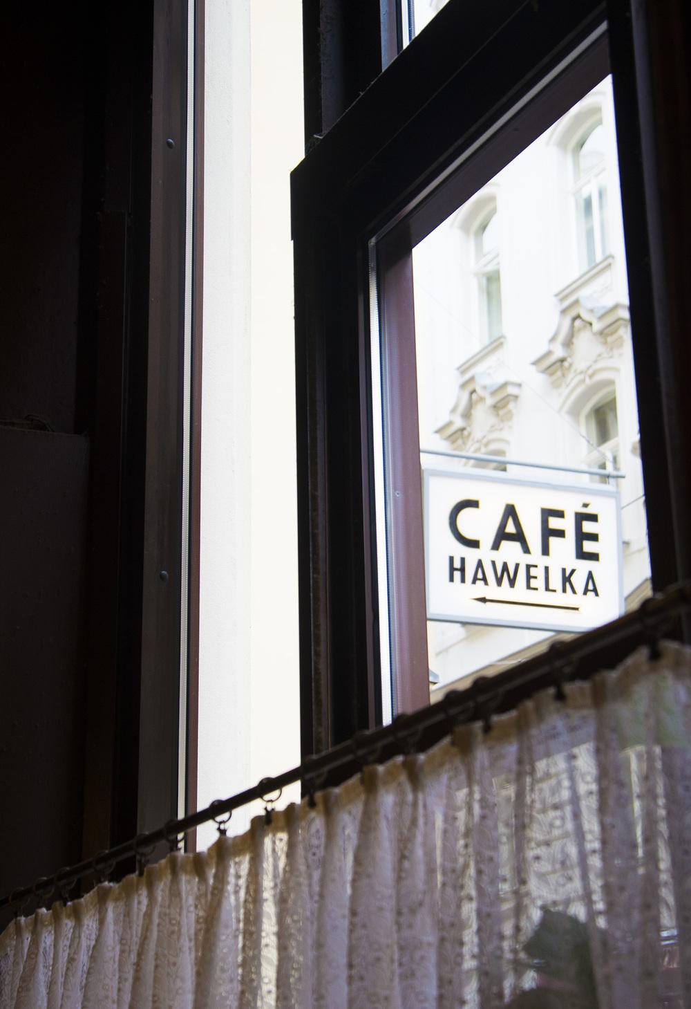 Cafe Hawelka, 1939, Vienna
