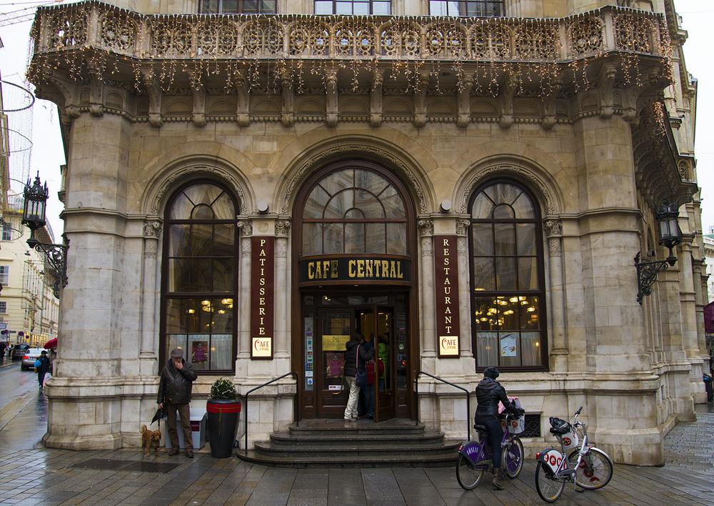 CaféCentral, Heinrich von Ferstel, 1876, Vienna