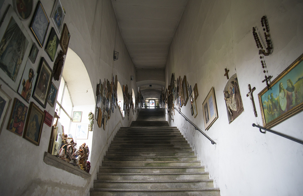 Heavenly ladder, Passau