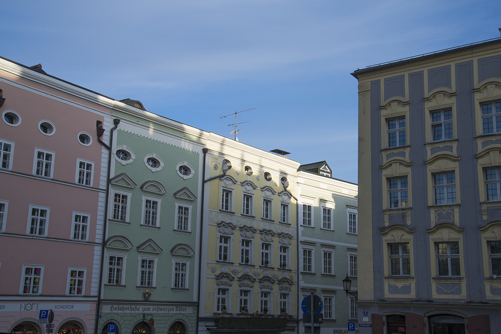 Apartments, 18th Cenutry, Passau