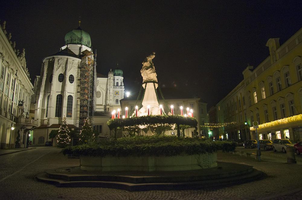 Residenzplatz, Passau