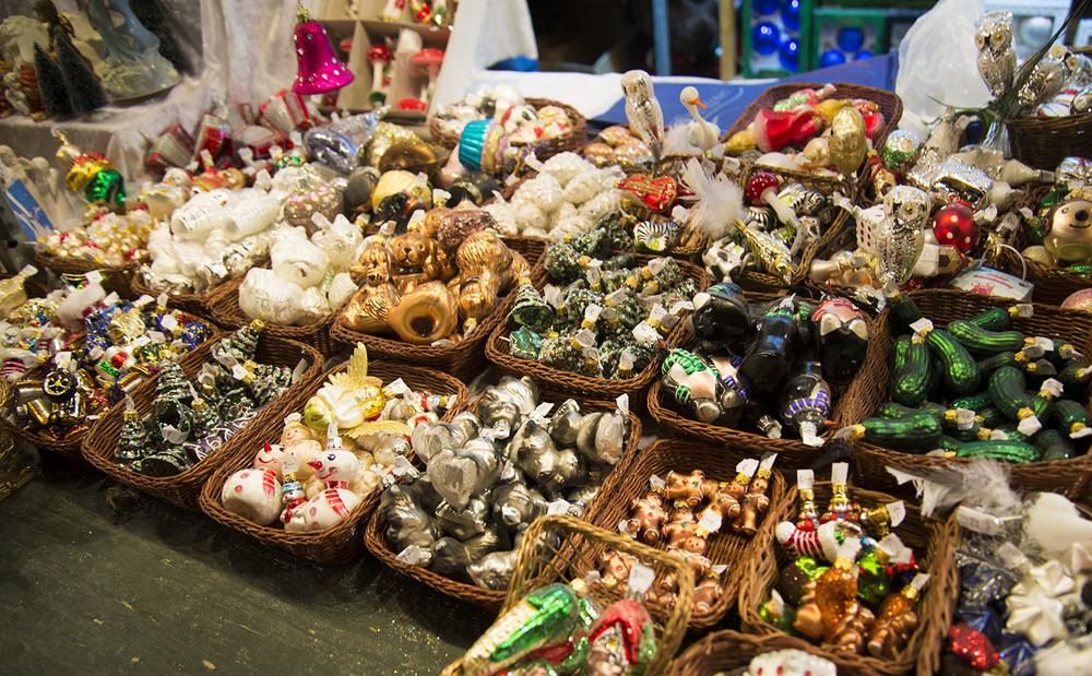 Ornament vendor, Passau