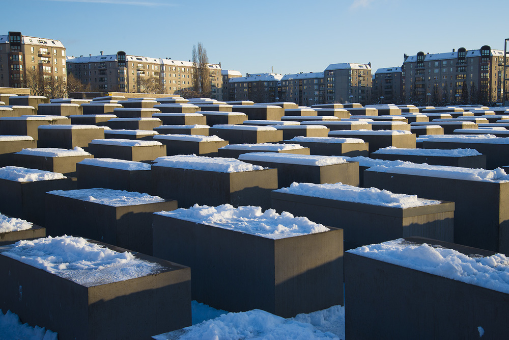 Memorial to the Murdered Jews of Europe, Peter Eisenman, 2005, Berlin