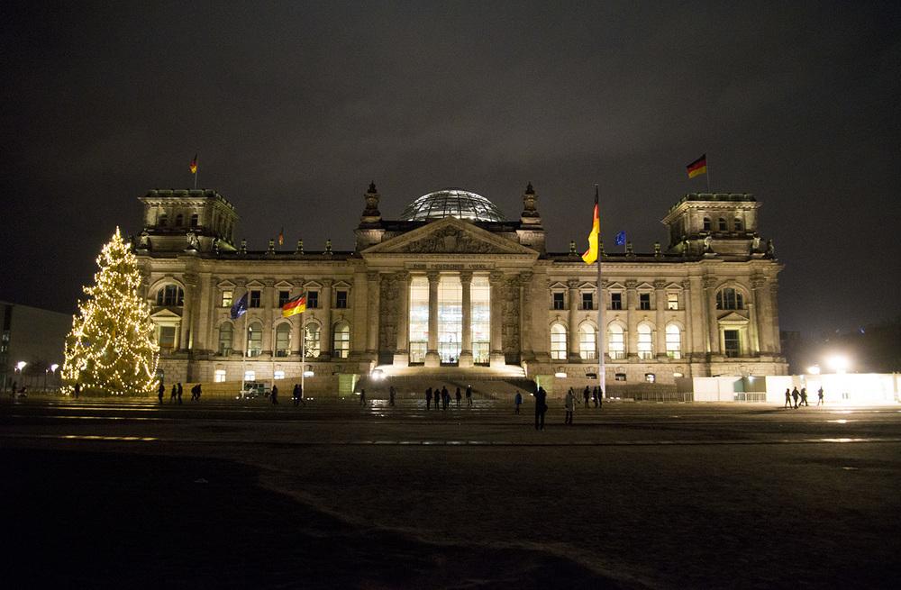 Bundestag, Paul Wallot & Norman Foster, 1884 - 1992, Berlin