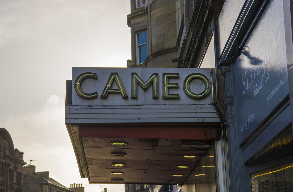 The Cameo Theater, 1914, Edinburgh, Scotland