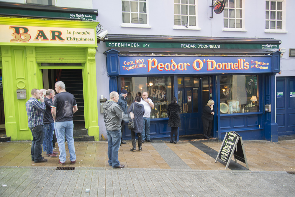 Peador O'Donnell's Pub, Derry, Northern Ireland