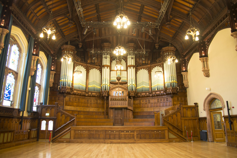 Organ from the Londonderry Guildhall, 1914, Derry, Northern Ireland