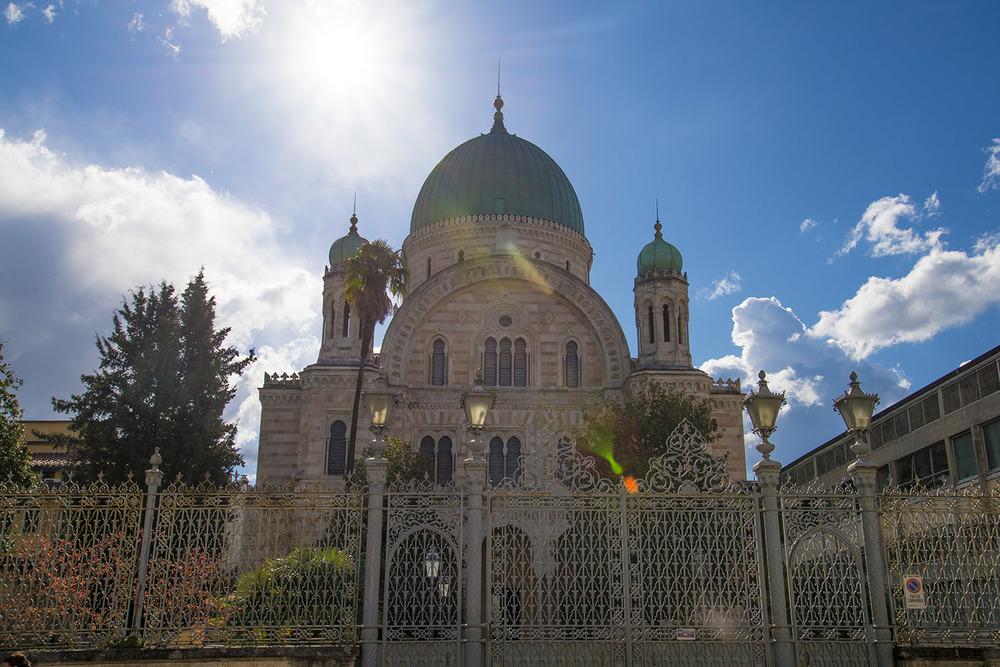 Tempio Maggiore, 1882, Firenze, Tuscany