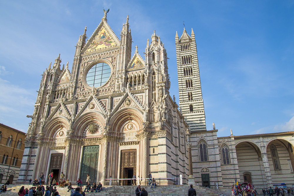 Duomo di Siena, 1263, Siena, Tuscany