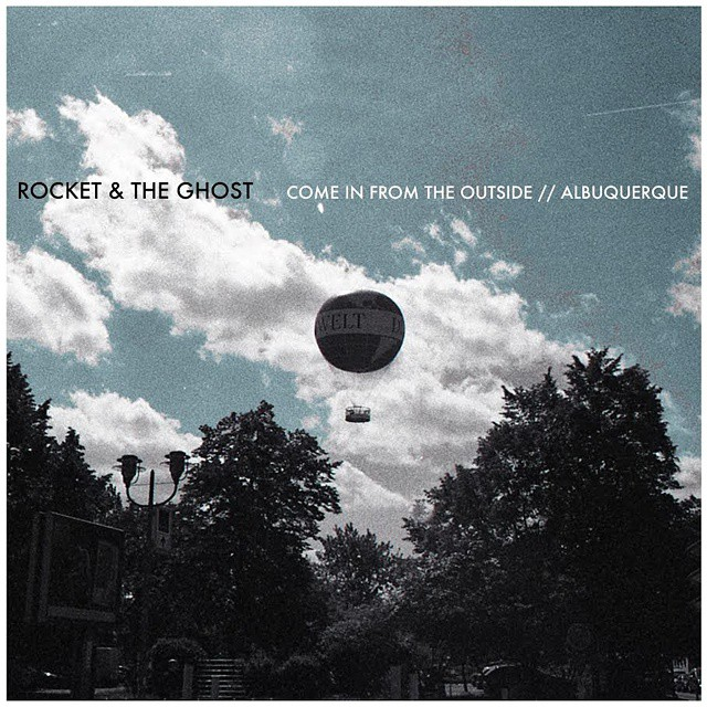 New music from @rocketandtheghost premiering now on @allthingsgo! Go listen now and your Monday will be way more awesome. #Albuquerque #BetterProblems #newmusic