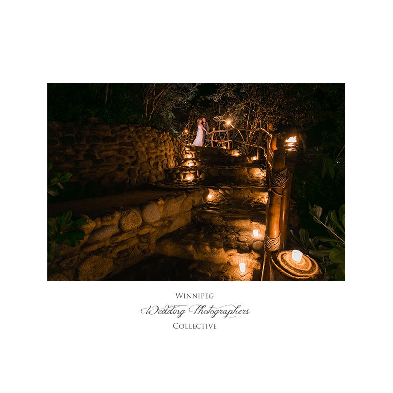 Winnipeg wedding photographer Mexico destination